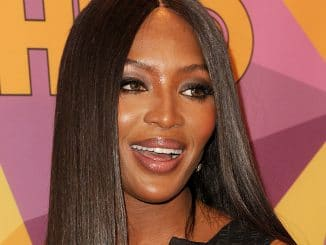Naomi Campbell - HBO's Official 75th Annual Golden Globe Awards After Party