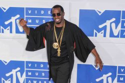 P. Diddy - Sean Combs - 2016 MTV Video Music Awards