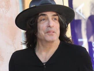 Paul Stanley Sighted in Los Angeles on March 15, 2019