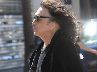 Paul Stanley Sighted in Los Angeles on March 18, 2019