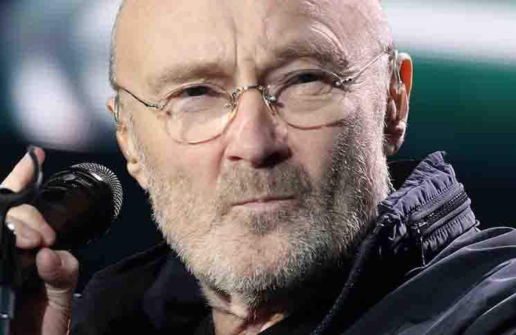 Phil Collins - 2017 Barclaycard British Summer Time Hyde Park - Day 1