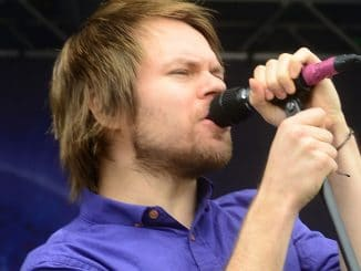 Rou Reynolds - Enter Shikari - The 10th Annual Rock On The Range