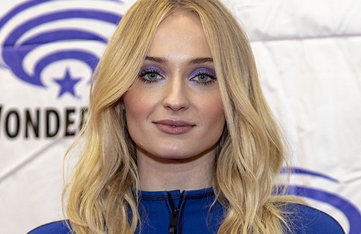 Sophie Turner - 2019 WonderCon
