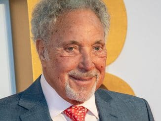 "Tom Jones - ""A Star Is Born"" UK Premiere"