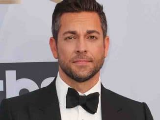 Zachary Levi - 25th Annual Screen Actors Guild Awards