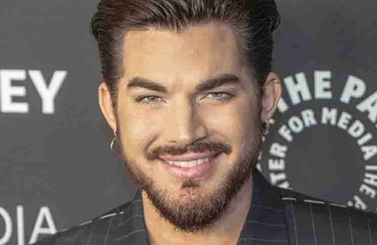 Adam Lambert - Paley Honors in Hollywood: A Gala Tribute to Music on Television