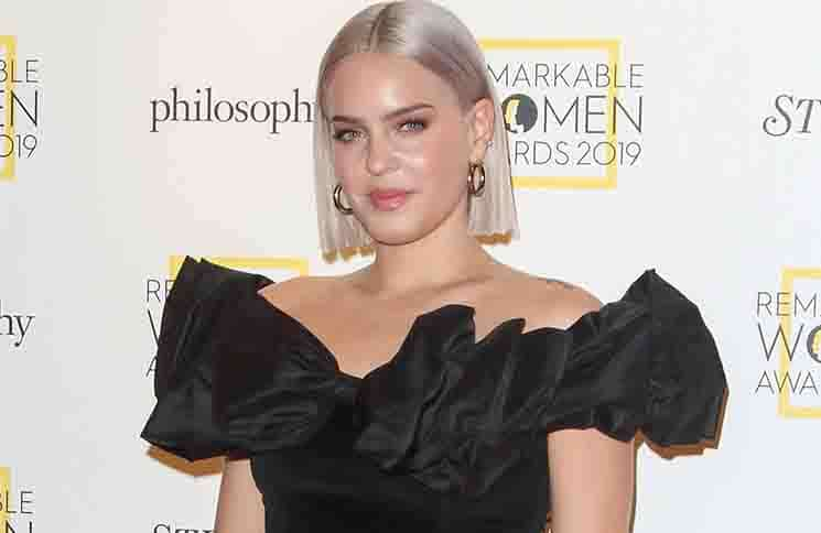 Anne-Marie - Stylist's Inaugural Remarkable Women Awards in Partnership with Philosophy