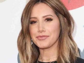 Ashley Tisdale - Inaugural Janie's Fund Gala & GRAMMY Viewing Part
