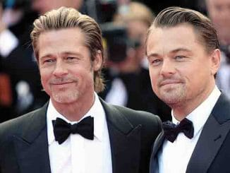 Leonardo DiCaprio and Brad Pitt - 72nd Annual Cannes Film Festivals
