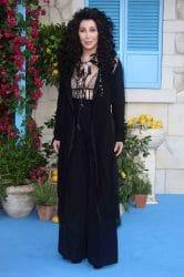 """Cher - """"Mamma Mia! Here We Go Again"""" World Premiere"""