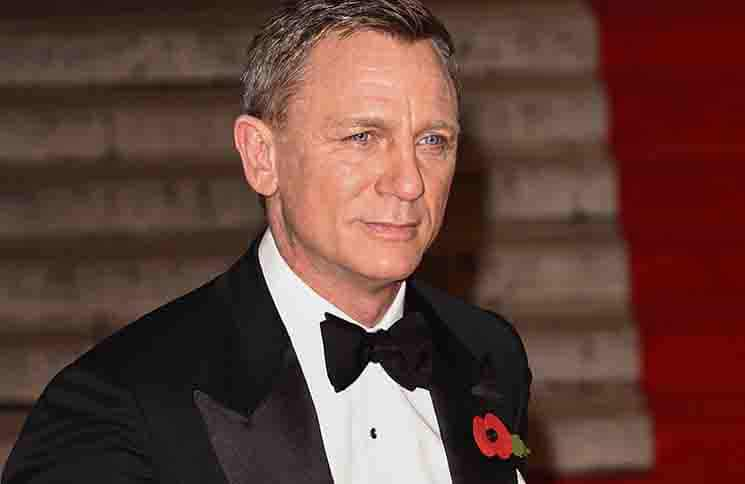 "Daniel Craig - CTBF Royal Film Performance: ""Spectre"" VIP World Premiere"