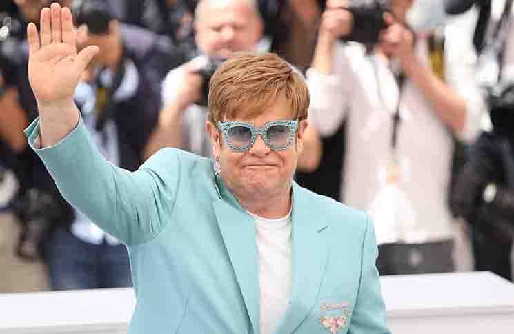 "Elton John - 72nd Annual Cannes Film Festival ""Rocketman"" Photocall"