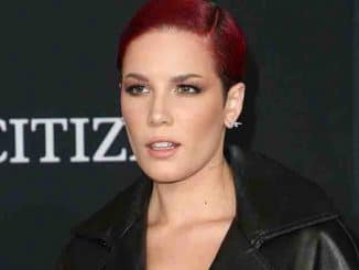 "Halsey - Marvel Studios ""Captain Marvel"" World Premiere"