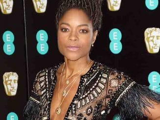 Naomie Harris - 71st Annual EE British Academy Film Awards