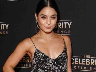 Vanessa Hudgens - The Celebrity Experience