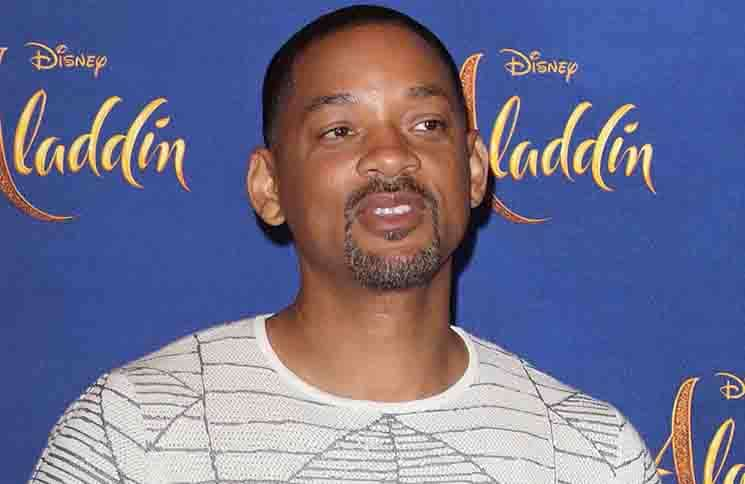 "Will Smith - ""Aladdin"" UK Press Conference Photocall"