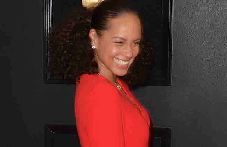 Alicia Keys - 61st Annual GRAMMY Awards