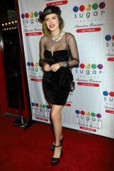 Bella Thorne 21st Birthday Celebration at Sugar Factory American Brasserie in Las Vegas