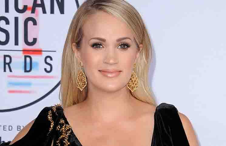 Carrie Underwood - 2018 American Music Awards - Arrivals