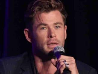 "Chris Hemsworth - Marvel Studios' ""Avengers: Endgame"" Global Junket Press Conference"
