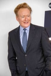 Conan O'Brien - 2017 Turner Upfront - Arrivals