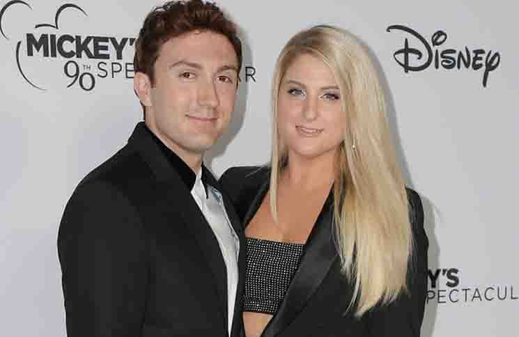 Daryl Sabara and Meghan Trainor - Mickey's 90th Spectacular