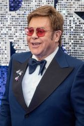 "Elton John - ""Rocketman"" UK Premiere - Arrivals"