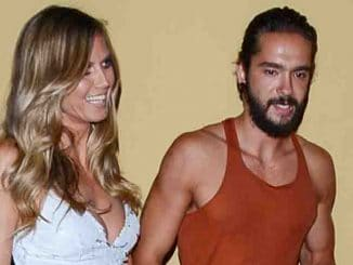 Heidi Klum and Tom Kaulitz Sighted in Los Angeles on August 22, 2018