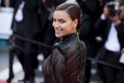 Irina Shayk - 70th Annual Cannes Film Festival