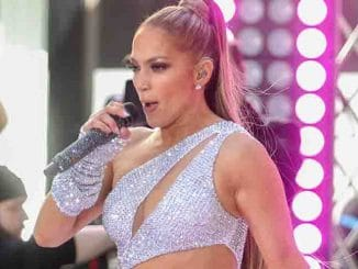 "Jennifer Lopez in Concert on NBC's ""Today"" Show Citi Concert Series at Rockefeller Plaza in New York City - May 6, 2019"