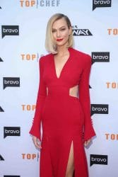 """Karlie Kloss - Bravo's """"Top Chef"""" and """"Project Runway"""" A Night of Food and Fashion FYC Red Carpet Event"""