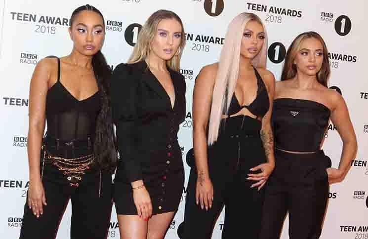 Little Mix - BBC Radio 1 Teen Awards 2018