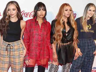 Little Mix - Capital's 2018 Jingle Bell Ball with Coca-Cola