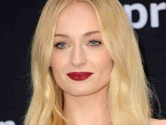 "Sophie Turner - Amazon Prime Video's ""Chasing Happiness"" Los Angeles Premiere"