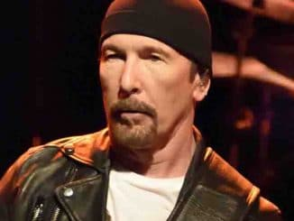 The Edge - 13th Annual Musicares Map Fund Benefit Concert
