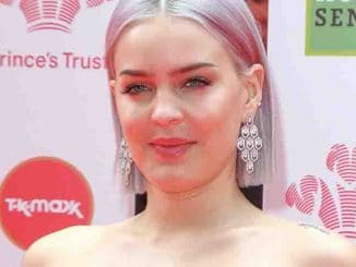 Anne-Marie - The Prince's Trust and TK Maxx with Homesense Awards 2019