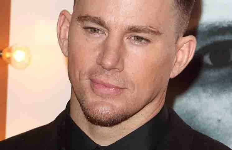 "Channing Tatum - ""Magic Mike Live"" UK Opening Night - Arrivals"