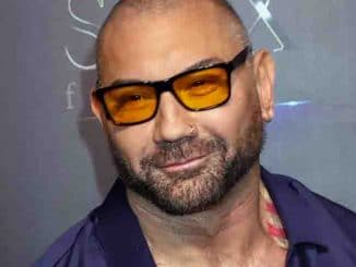 Dave Bautista - 2019 Cinemacon - STX Films Presentation