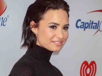Demi Lovato - Z100's iHeartRadio Jingle Ball 2015