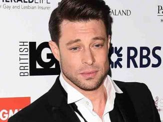 Duncan James - RBS British LGBT Awards 2016