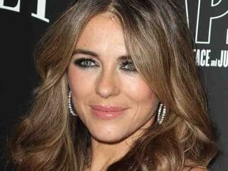 Elizabeth Hurley - BOVET 1822 Presents Brilliant Is Beautiful Gala Benefitting Artists For Peace & Justice