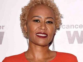 Emeli Sande - Breast Cancer Now Pink Ribbon Ball 2018 - Arrivals