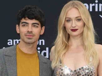 "Joe Jonas, Sophie Turner - Amazon Prime Video's ""Chasing Happiness"" Los Angeles Premiere"