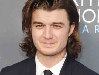 Joe Keery - The 23rd Annual Critics' Choice Awards