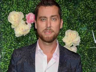 Lance Bass - Vanderpump Cocktail Garden Grand Opening at Grand Opening Caesars Palace Las Vegas