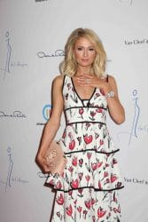 Paris Hilton - The Colleagues and Oscar de la Renta's 2018 Spring Luncheon