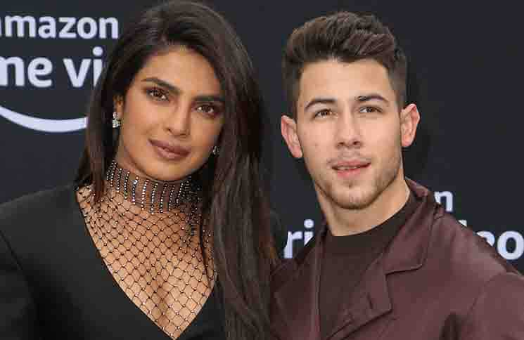 "Nick Jonas, Priyanka Chopra - Amazon Prime Video's ""Chasing Happiness"" Los Angeles Premiere"