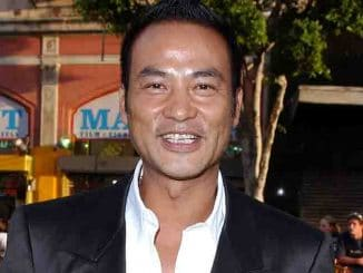 Simon Yam - Lara Croft Tomb Raider The Cradle Of Life Premiere - Mann Chinese Theatre