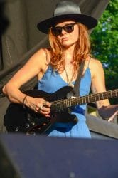 Suzanne Santo - 13th Annual Nelsonville Music Festival - Day 2