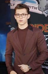 """Tom Holland - """"Spider-Man Far From Home"""" World Premiere"""